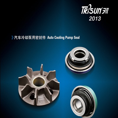Auto Cooling Pump Seal